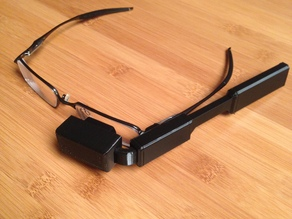 DIY Video Glasses for Raspberry Pi