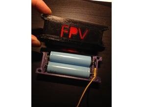 Battery Pack FPV  | VR D2 PRO | FATSHARK | 2S 18650