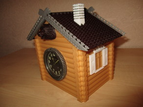 House for AVRM clock.