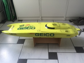 Power Boat, Speed Boat 36""