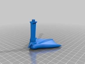 Duck-foot for IKEA VESKEN