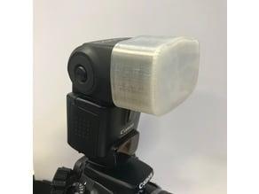 Diffuser for Canon Speedlite 430EX II