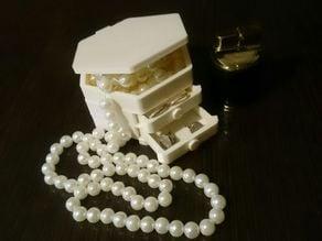 Minimal Jewelry Box