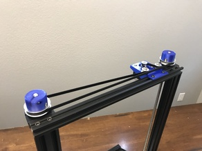 CR-10 Dual Z with top mounted stepper