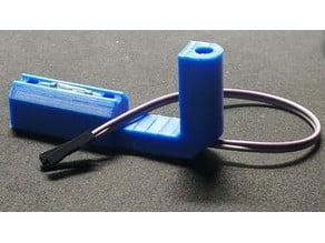 Sensor holder Elster BK-G4 gas meter