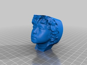 3D Portrait of Jasper