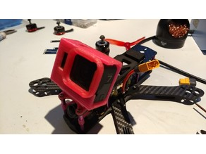 Martian II Gopro Hero 5 / 6 / 7 mount full protection 30 degrees