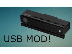XONE Kinect PC/Xbox One S USB MOD