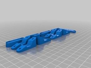 Tankito 20Deg Arm Spacers