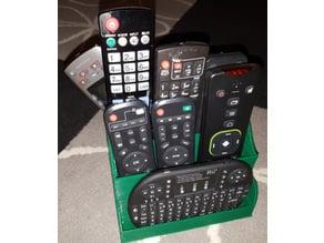 TV Remote Organizer