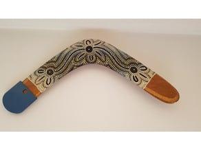 sujeta boomerang (boomerang Holder )