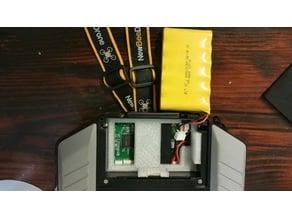 QX7 NiCad Battery Sled (anti-rattle) - DBS
