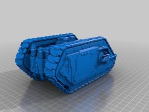 Orthrus Destroyer Tank (30k/40k/Titanicus Proxy)