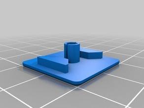 Adim Lab Prusa I3 Plus square tube cover