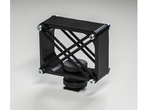 Zoom H1 shock mount