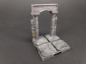 OpenForge 2.0 Dungeon Stone Archways