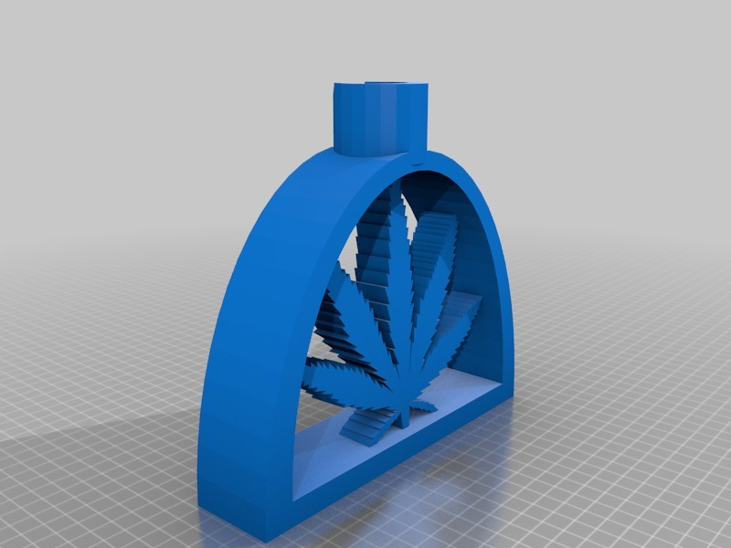 Gravity Pipe with Stand by greatrandew - Thingiverse