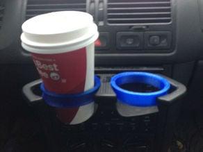 VW Jetta Cup Holder fix