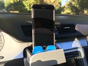 iPhone 6/6s holder for VW Passat B6