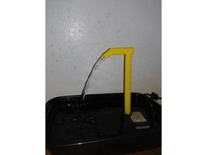 petmate water pump faucet style pipe