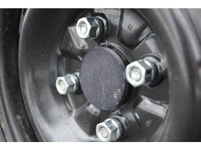 Wheel Center Cap for Honda Steel Rims