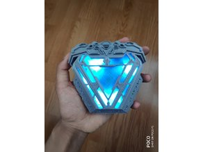 Iron Man Arc Reactor [Infinity War/Endgame]