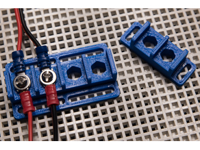 Wire Terminal/Connector Block/Strip