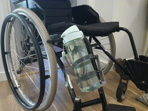 Wheelchair Water Bottle Holder