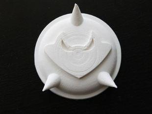 Battletoads Symbol Token