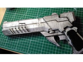 Red Hood gun easier printing