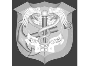 Corpsman Plaque