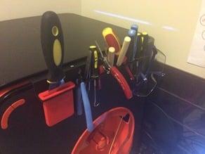 Tool shelf for UP BOX