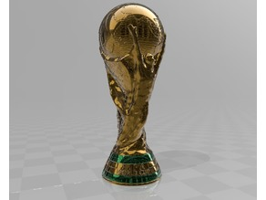 Trophy Word Cup FIFA