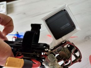 Armattan Rooster/Chameleon GoPro Session mount