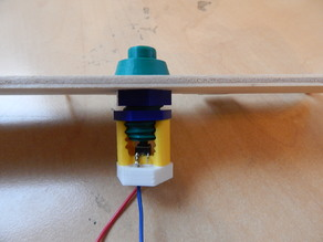 Arcade Button for 20 mm holes