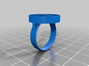 Thingiverse Logo Ring