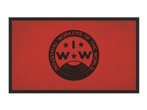 Flag of The I.W.W
