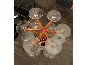 WINE GLASS SUPPORT