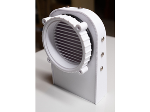 Weatherproof Fan Vent/Duct for 60mm fans