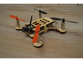 Moskeeto 95mm - A Micro Racing Drone
