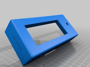 Reprap Prusa i3 Power Supply and Screen Cover