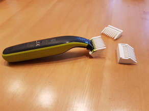 Philips OneBlade shaver Extensions