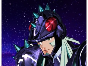 Gamma helmet from Saint Seiya Asgard Saga