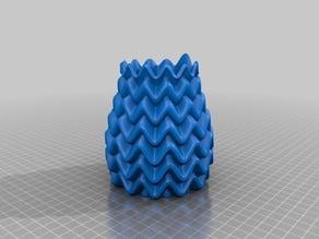 Parametric Vase Control 3D