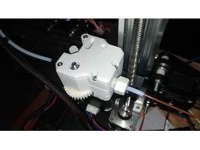 Drakon reinforced extruder mirrored for Creality, Anet(E10,12, A9)