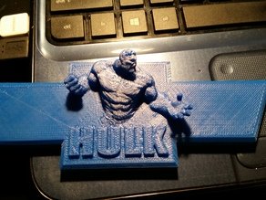 The Hulk Chevy Emblem