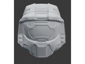 Halo 2 Master Chief Helmet