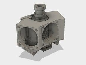 Dreadnought Fan System E3D V6 1.75 Cooling fan