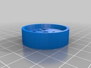 Watchmaker's 37mm Crystal Press Die