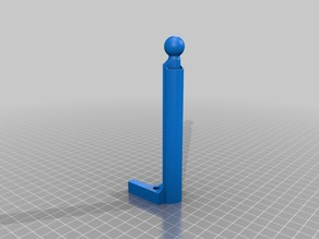 Raspberry Camera x-axis  mount for Prusa MK3